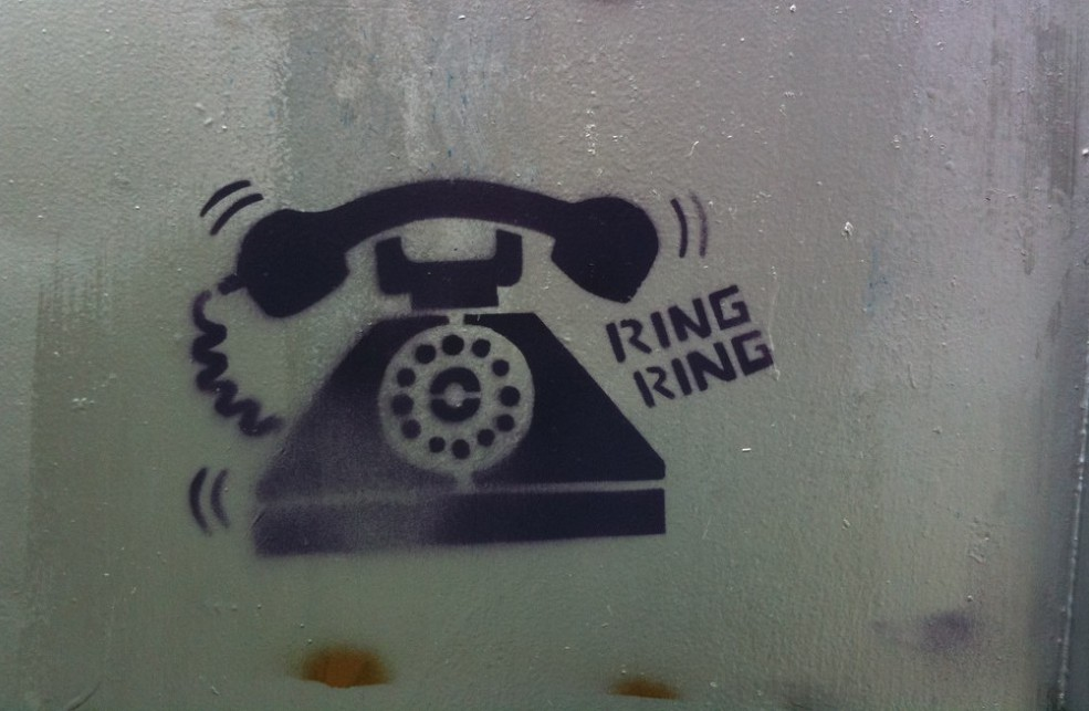 Geschulte Telefonverkäufer können sehr hartnäckig sein